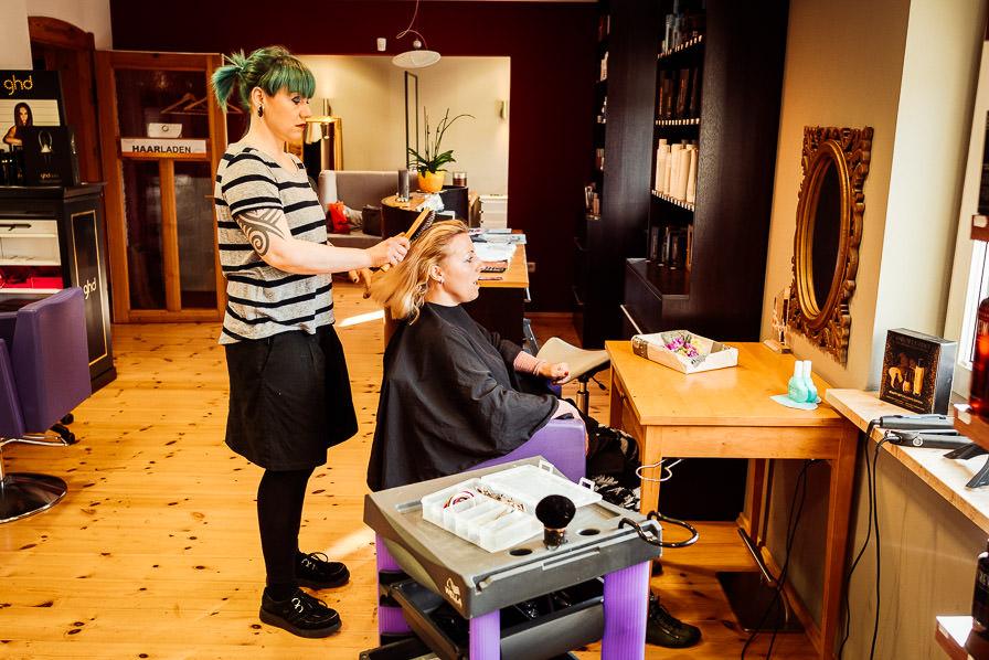 Getting Ready - Hochzeitsfotograf Senftenberg