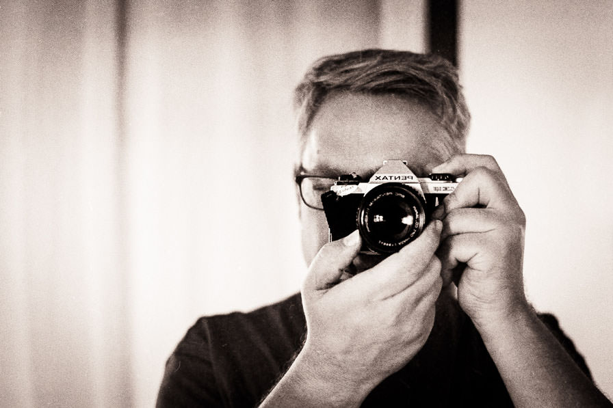 Christian Menzel - Hochzeitsfotograf - auf Film mit Caffebnol entwickelt
