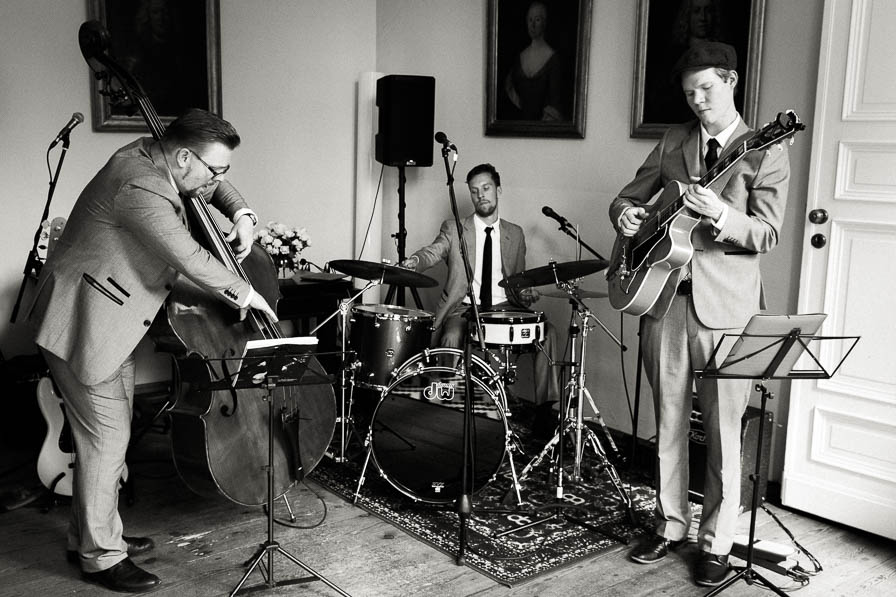 The Swingin' Pops aus Berlin - fotografiert vom Hochzeitsfotograf Berlin