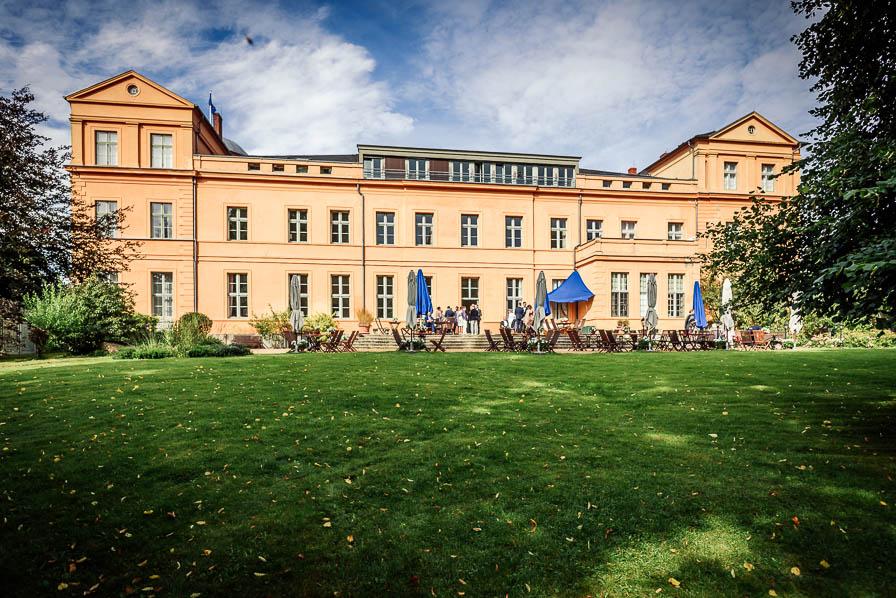 Hochzeit auf Schloss Ziethen - fotografiert von Christian Menzel - Hochzeitsfotograf Berlin