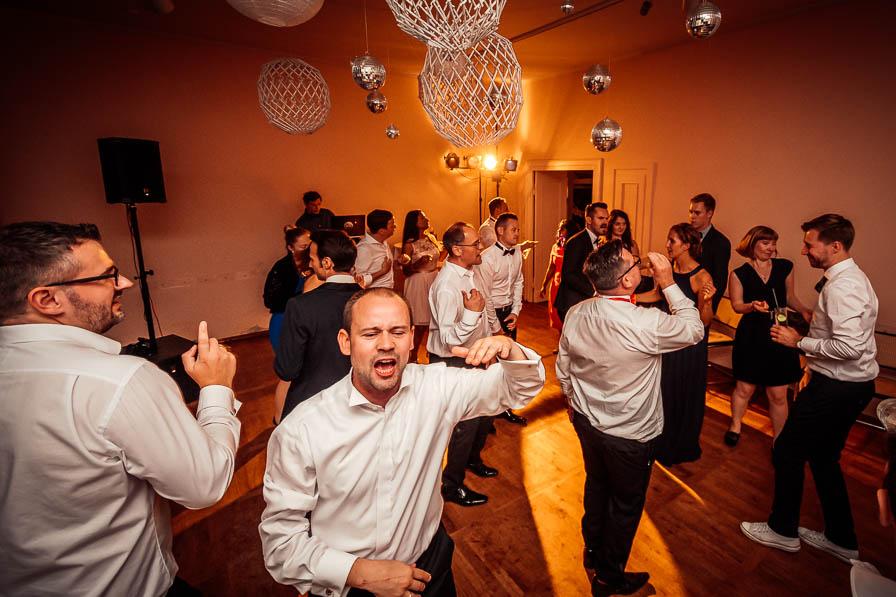 Party im Schloss
