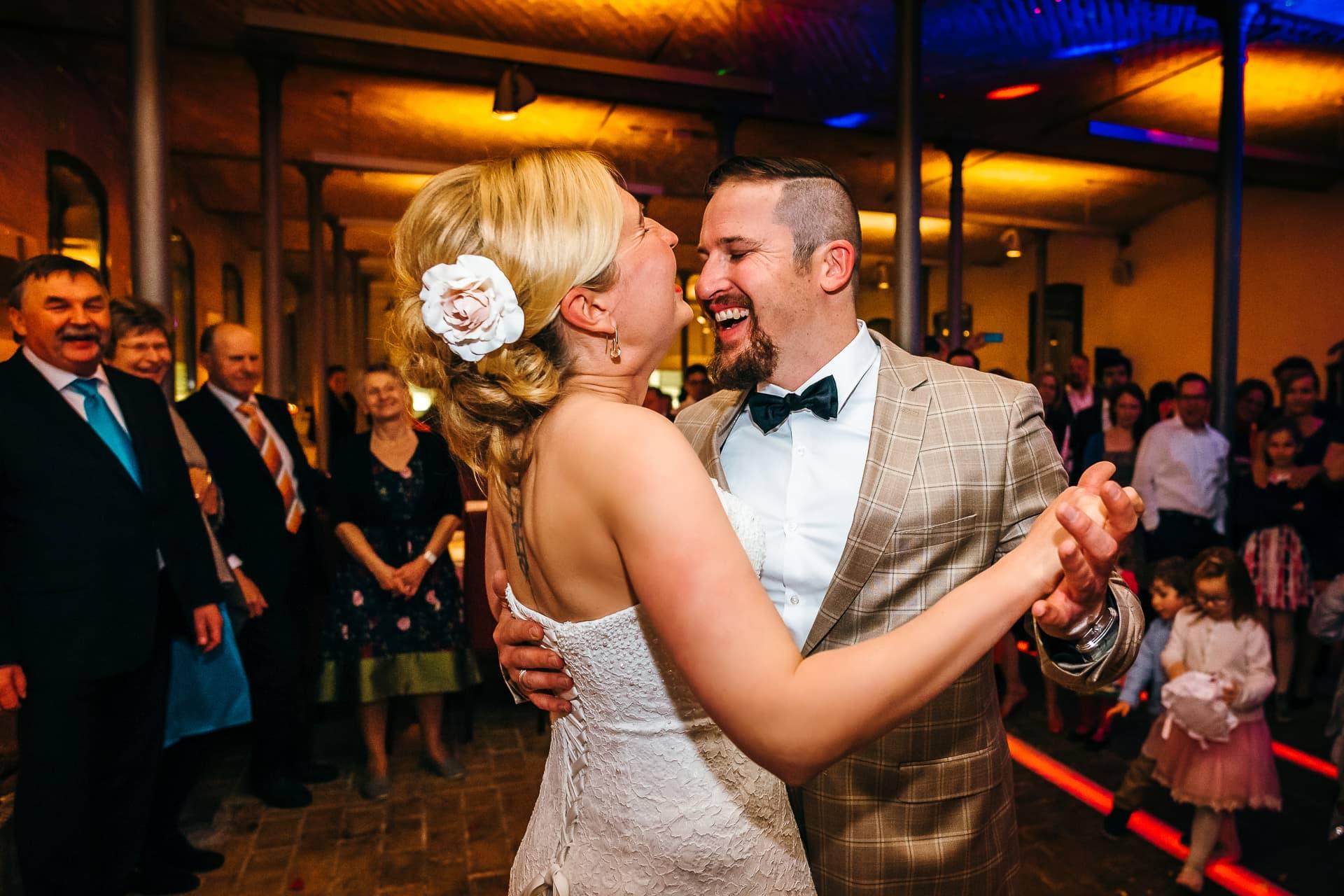 Hochzeitsfotograf ohne Studio