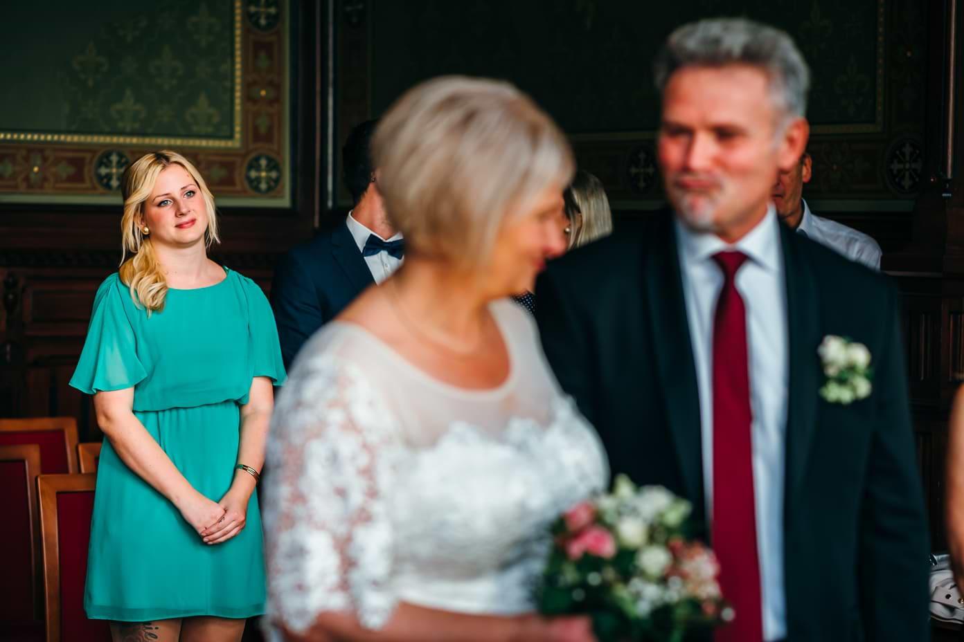 Tochter der Braut