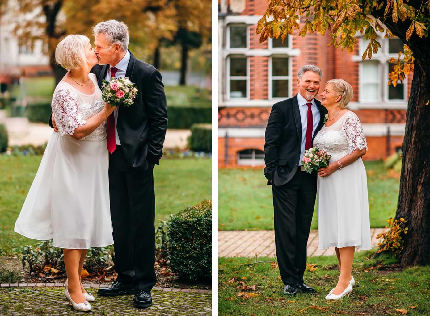 Brautpaarshooting am Standesamt Neukölln