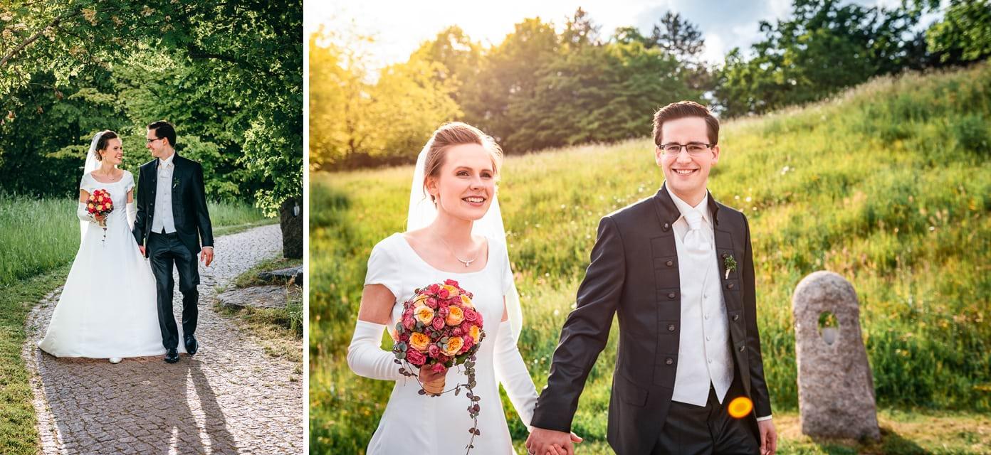 Hochzeit im Britzer Garten