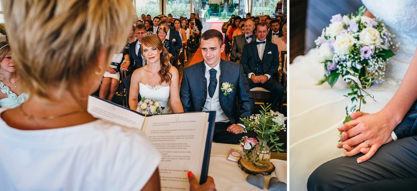 Heiraten auf der Insel Falkenstein