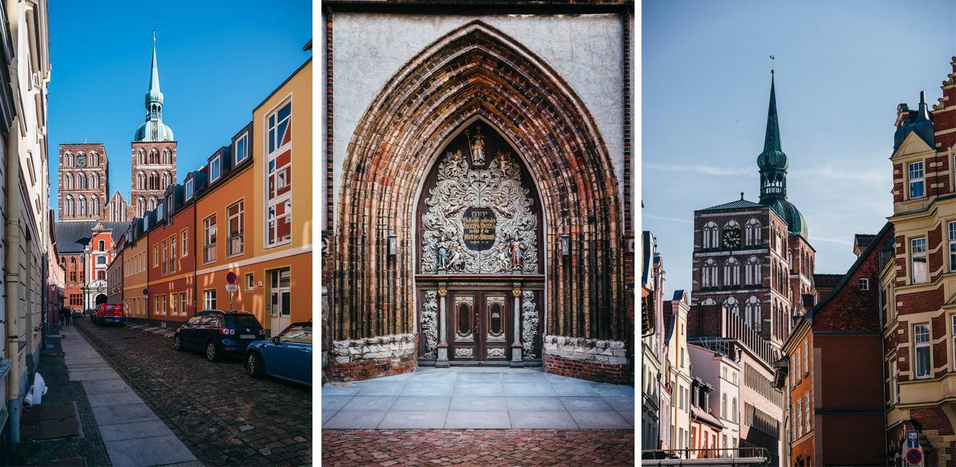 Collage Hochzeitsfotografie Stralsund 1
