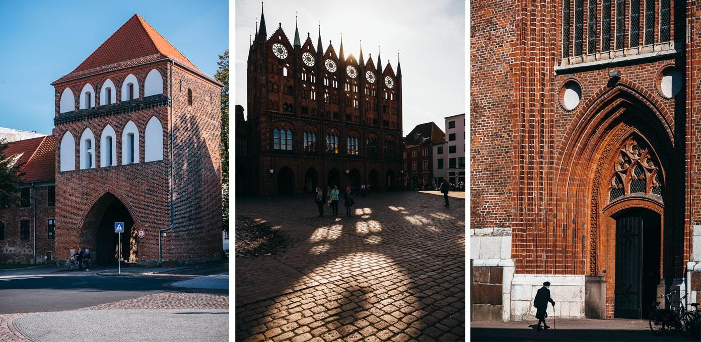 Collage Hochzeitsfotografie Stralsund 2