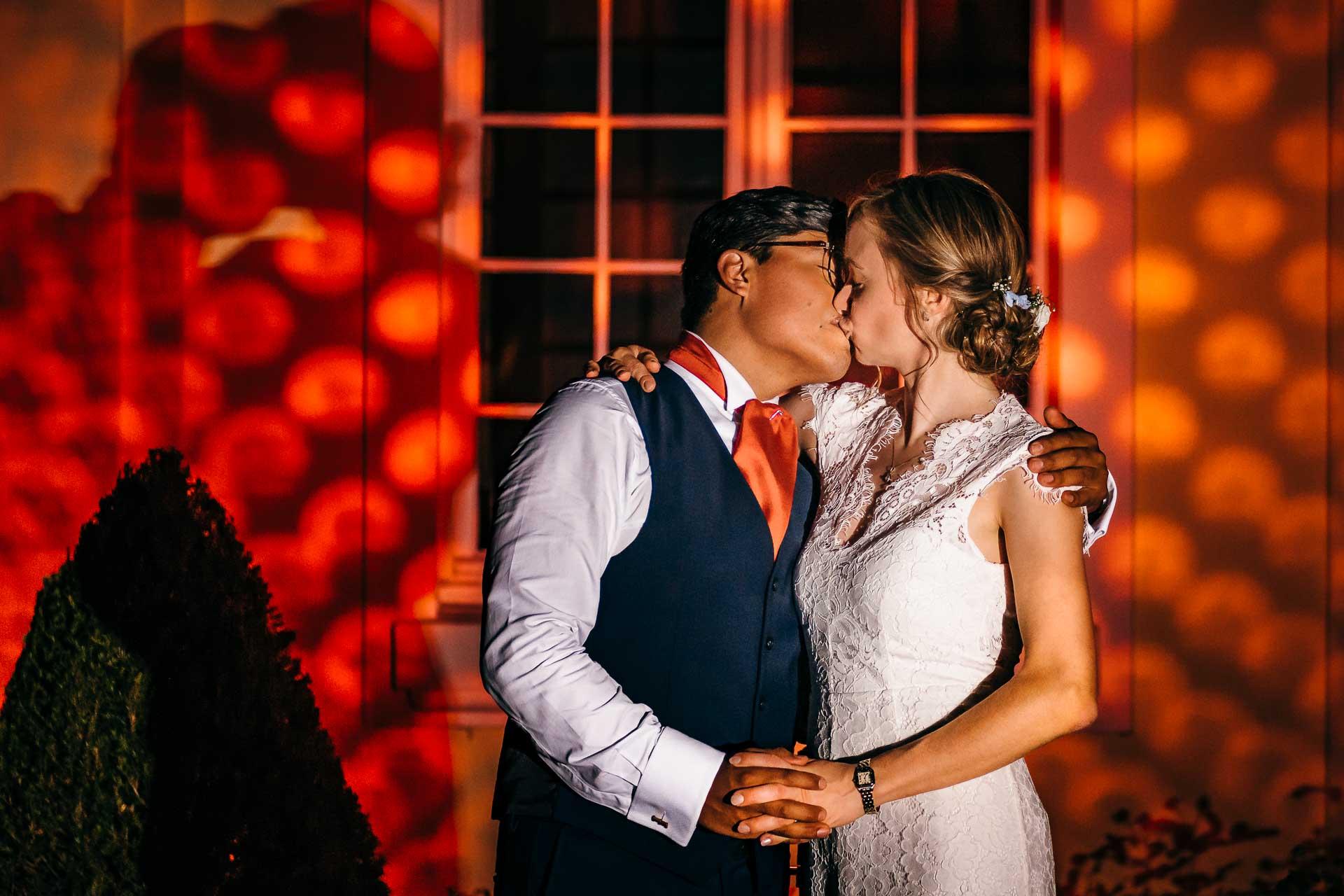 Brautpaarshooting in Schloss Hasenwinkel