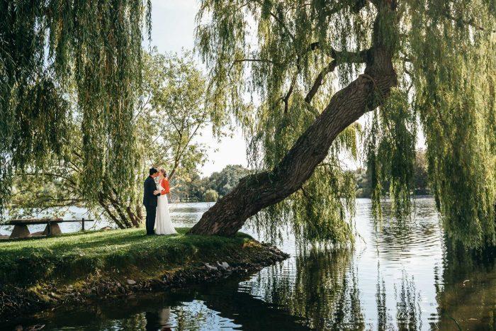 Brautpaarshooting am Schweriner See