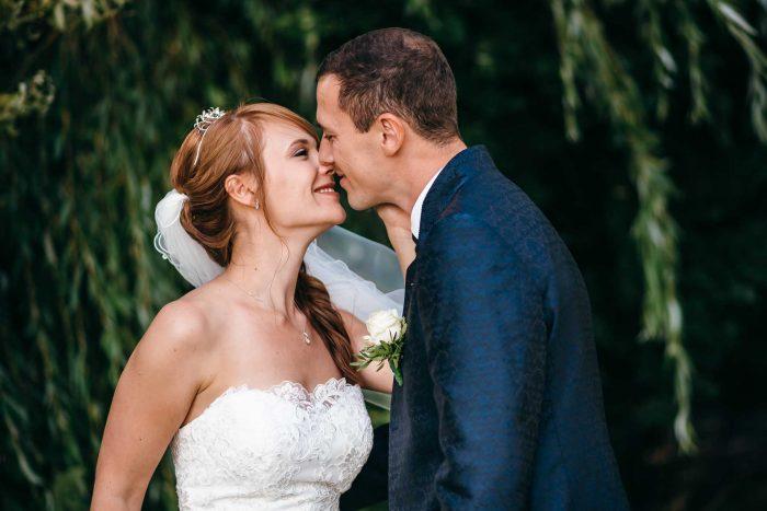 Brautpaarshooting am Rangsdorfer See