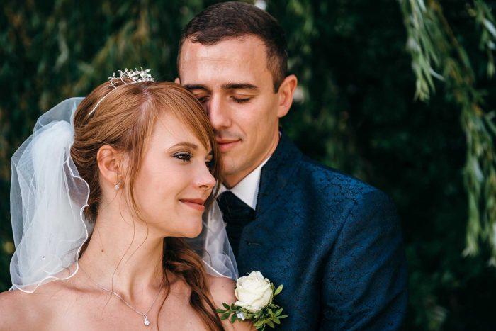 Brautpaarshooting im Seehotel Rangsdorf
