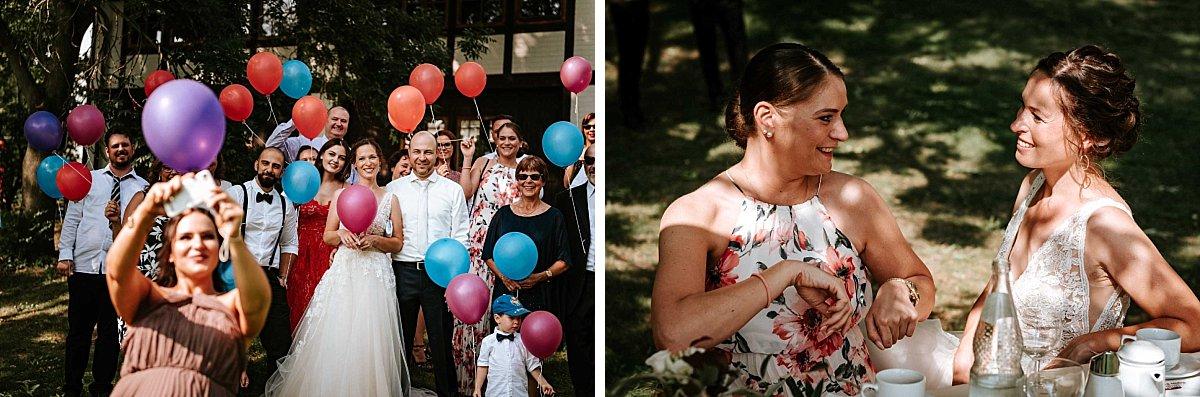 Hochzeit auf Schloss Diedersdorf