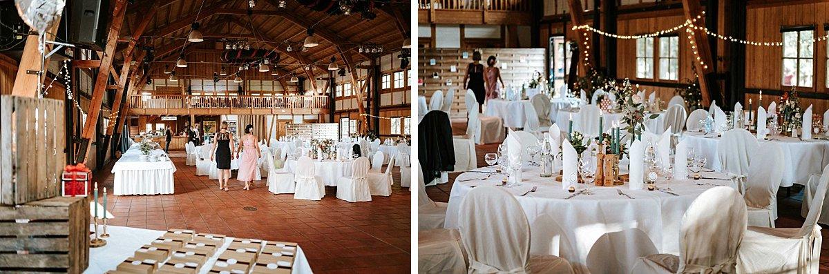 Hochzeit in der Markthalle Schloss Diedersdorf