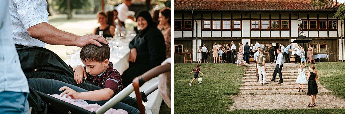 Hochzeitsfeier Schloss Diedersdorf