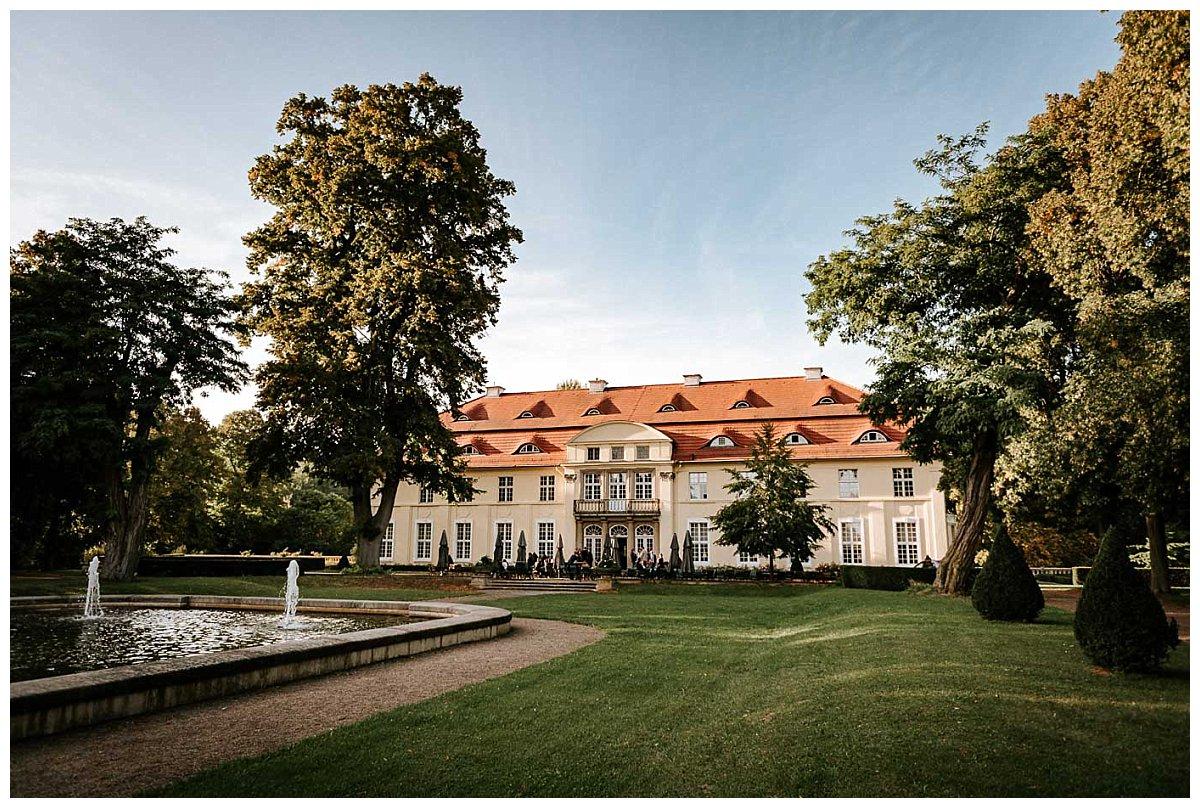 Schloss Hasenwinkel bei Schwerin