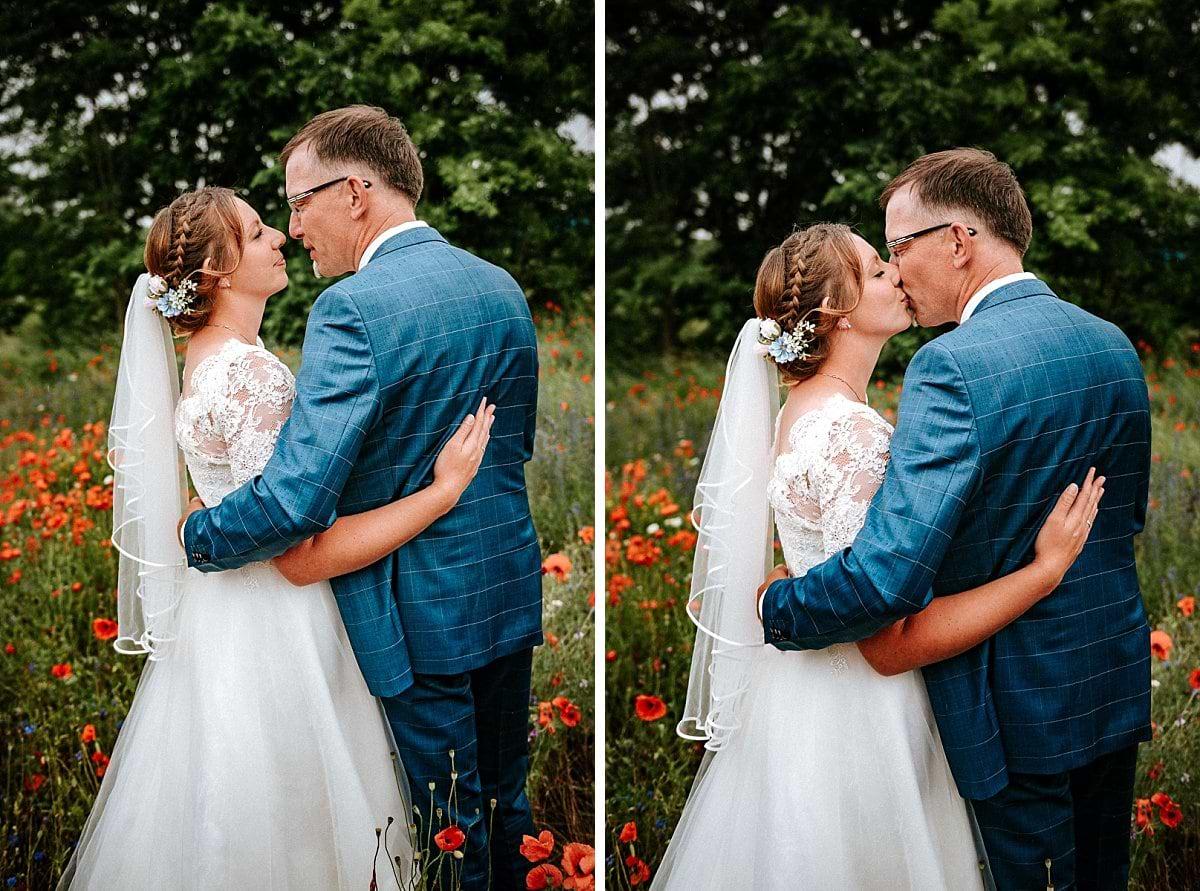 Brautpaarshooting in Brandenburg