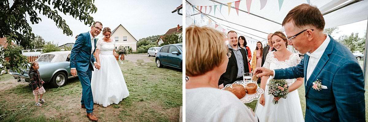 Hochzeit im Havelland