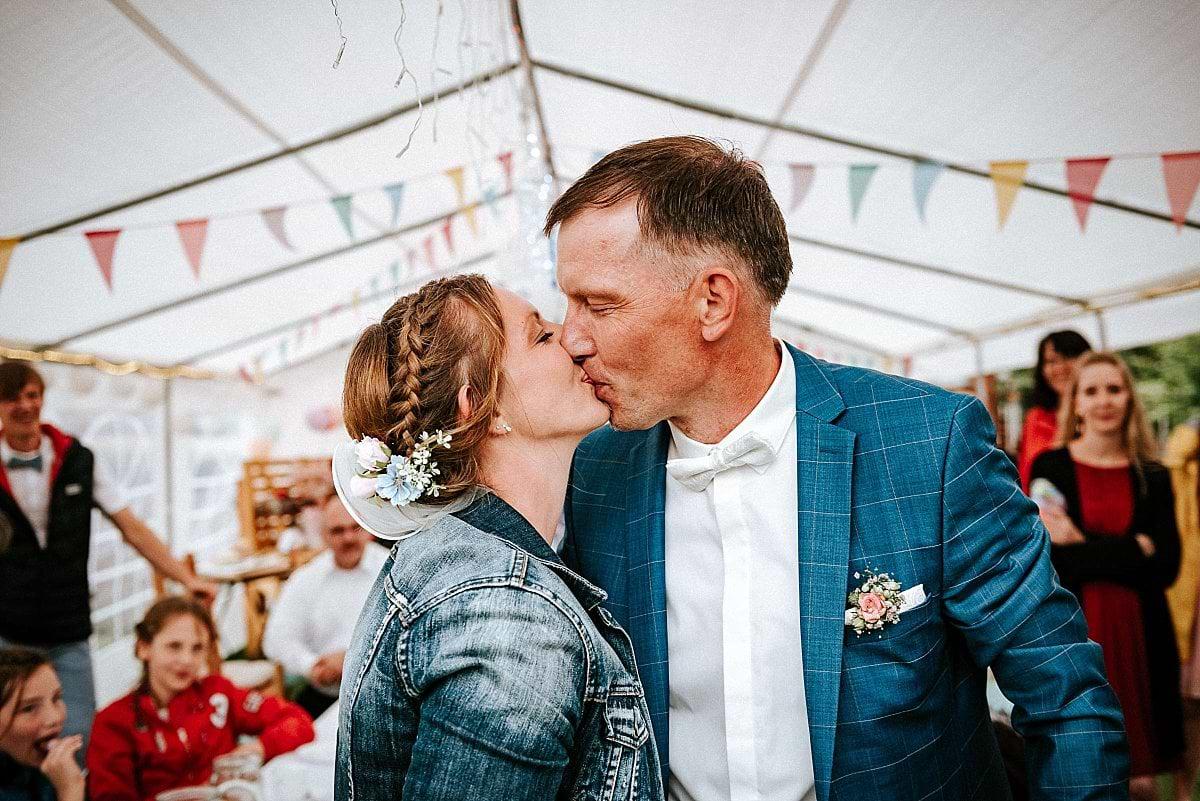 Brautpaar in Brandenburg